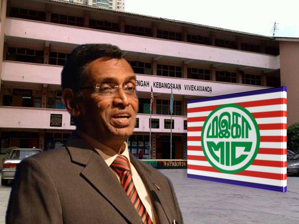 Dr Subramaniam MIC President to ask cabinet
