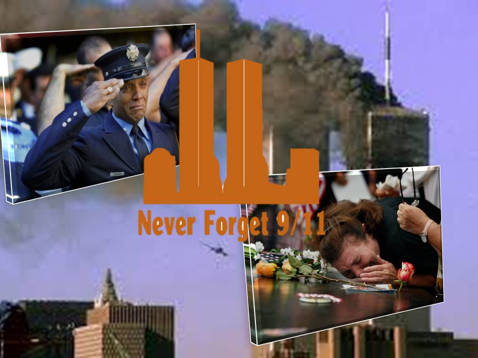 Nilaa september 11 Never forget